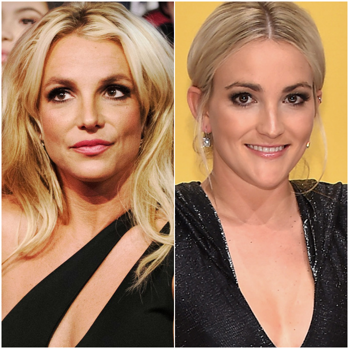 Britney Spears y Jamie Lynn Spears