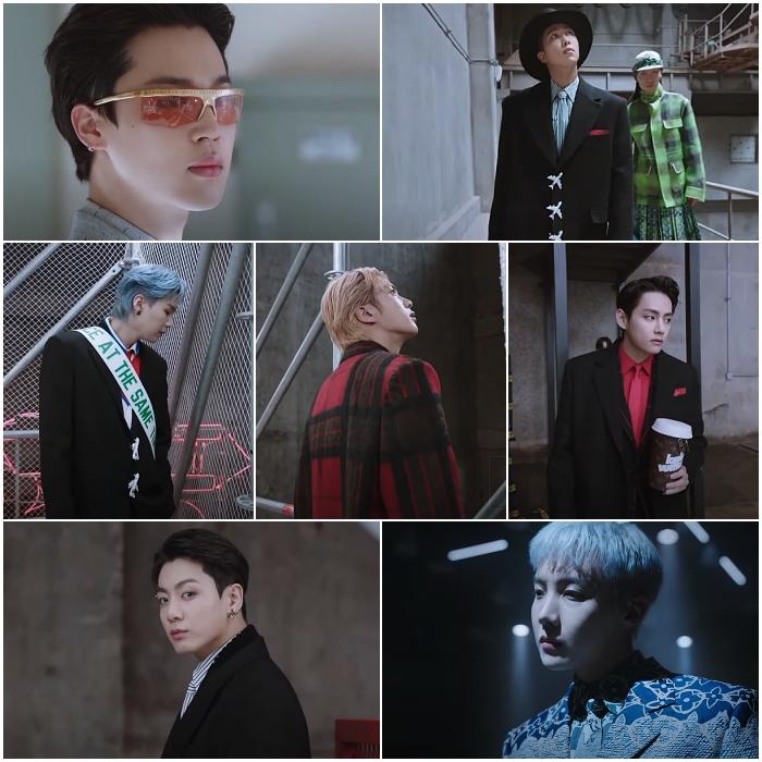 BTS, J-Hope, Jimin, RM, V, Jungkook, Jin, Suga
