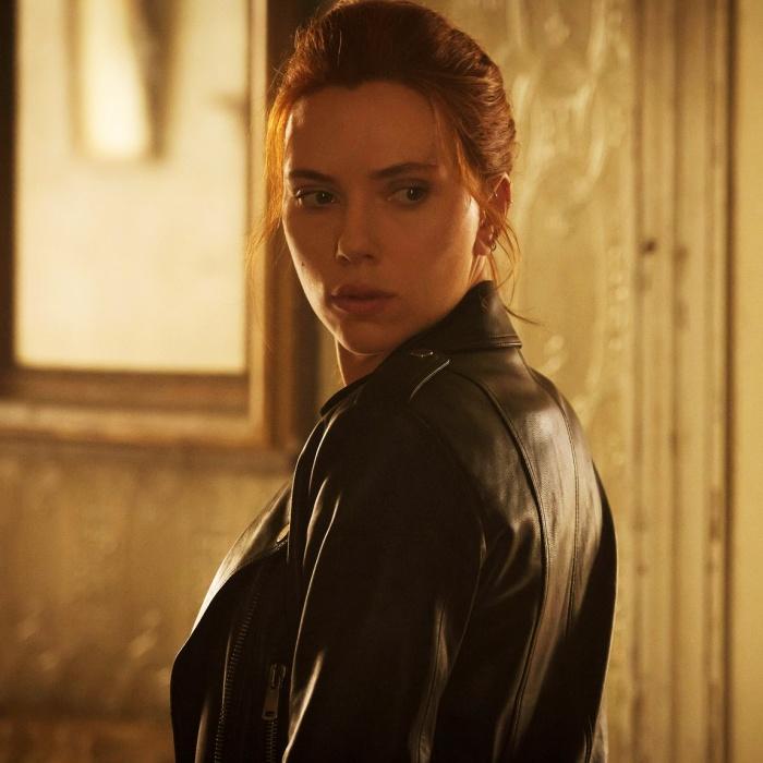 Scarlett Johansson como Natasha Romanoff