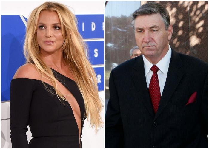 Britney Spears y James Spears