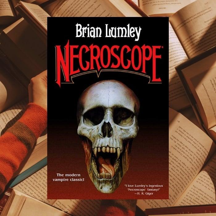 Necroscopio de Brian Lumley