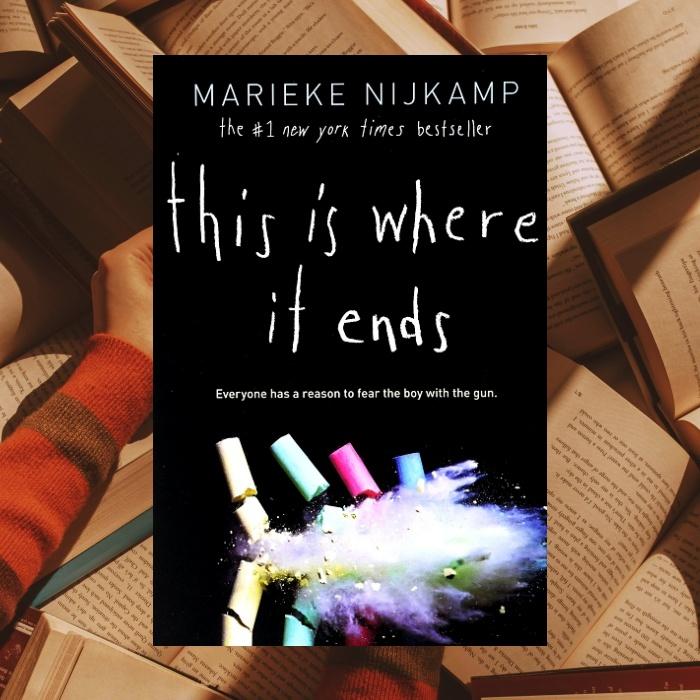 Aquí es donde termina de Marieke Nijkamp