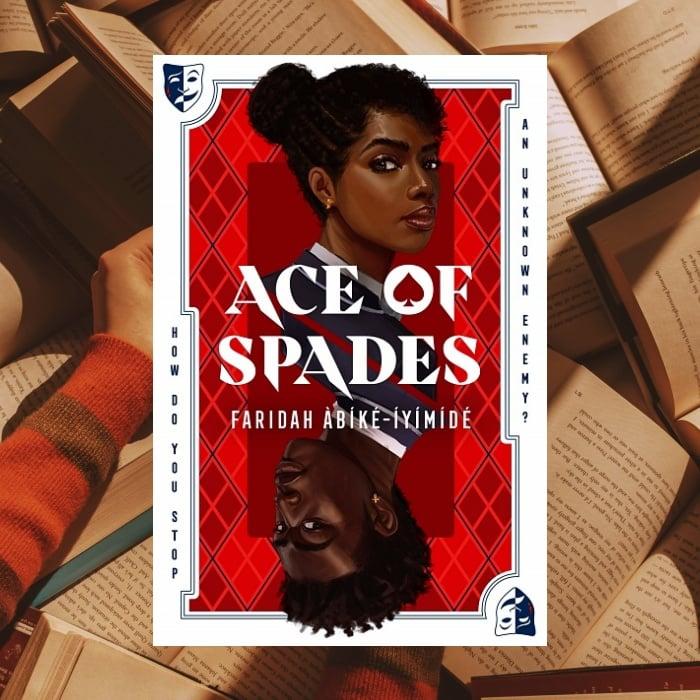 Ace Of Spades de Faridah Abike-Iyimide