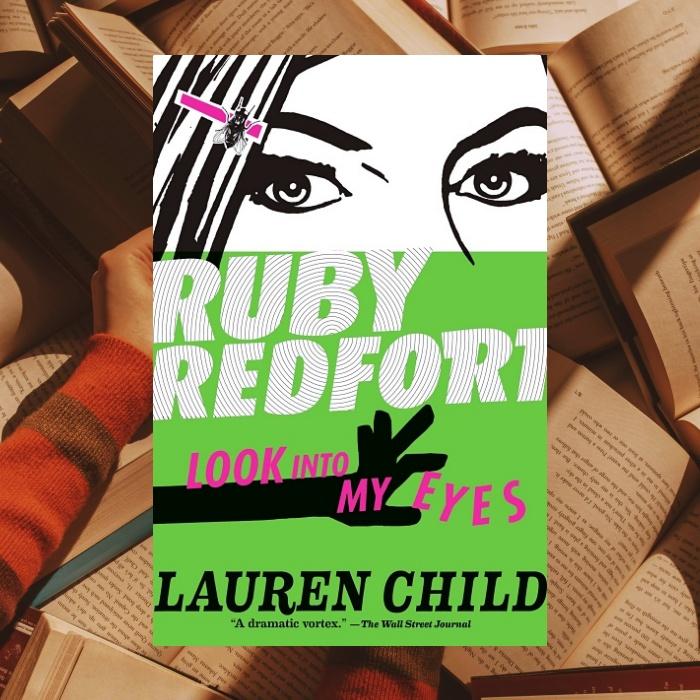 Ruby Redfort: Mírame a los ojos de Lauren Child
