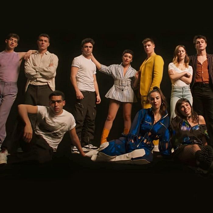 El elenco de la cuarta temporada de Elite