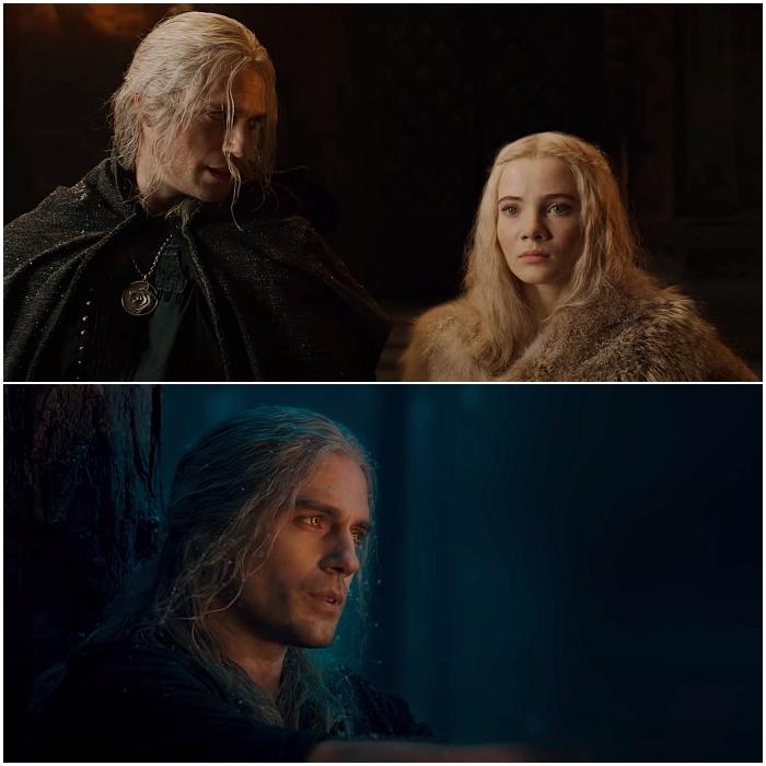 escenas de la serie 'The Witcher'