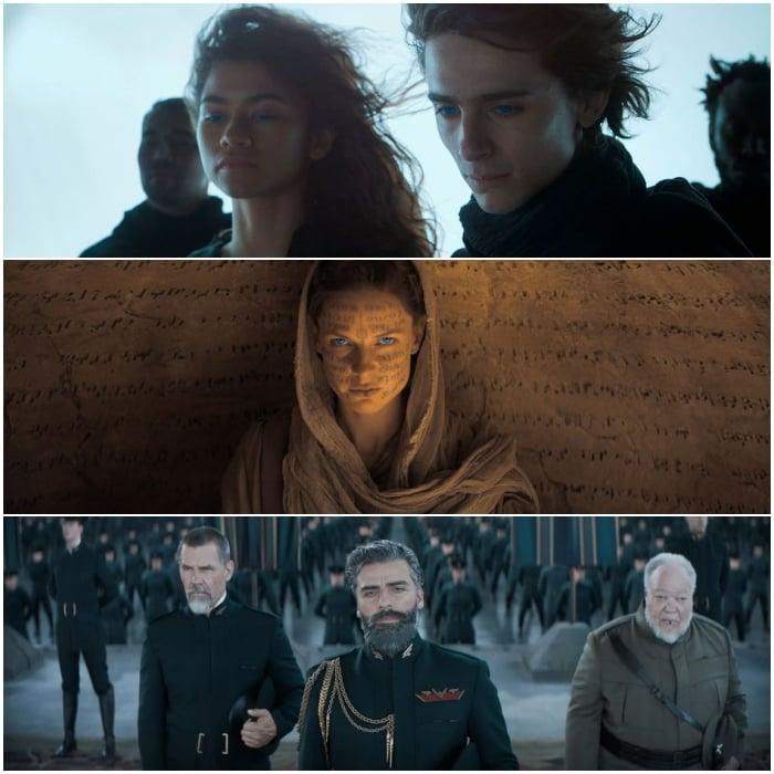 escenas de película Dune