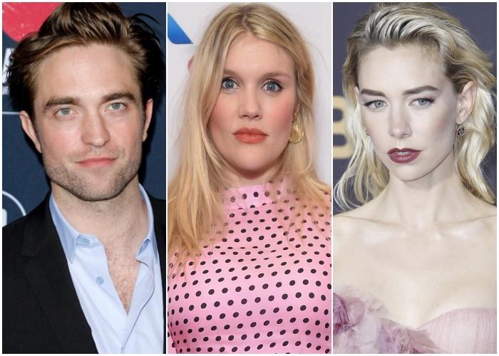 Robert Pattinson, Emerald Fennell, Vanessa Kirby