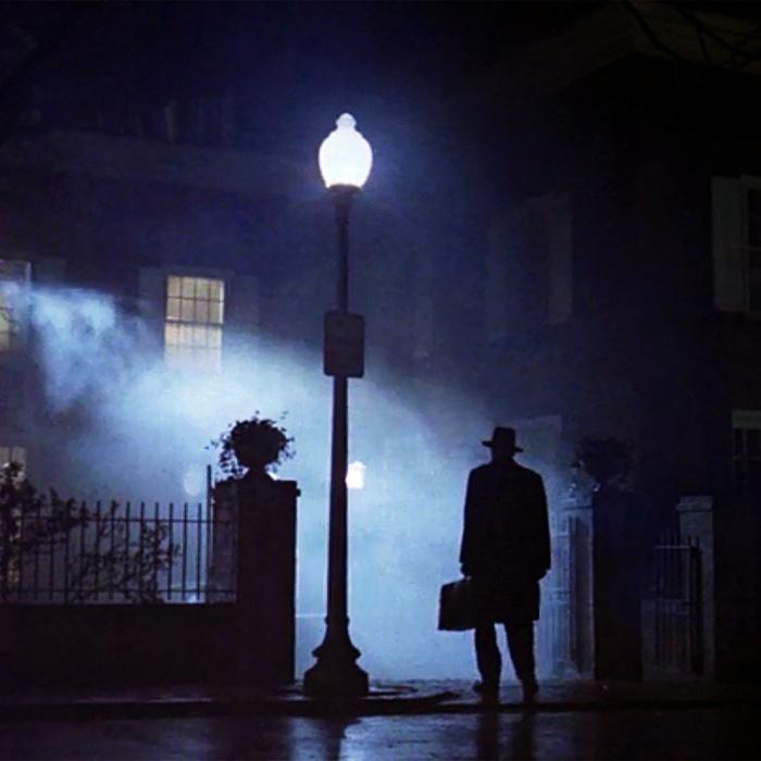 escenas de película 'El exorcista'