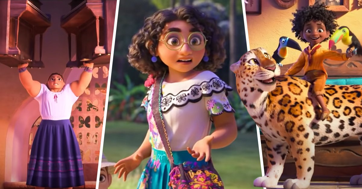 Disney Presents The First Trailer For Encanto The Film Inspired By Colombia World Stock Market