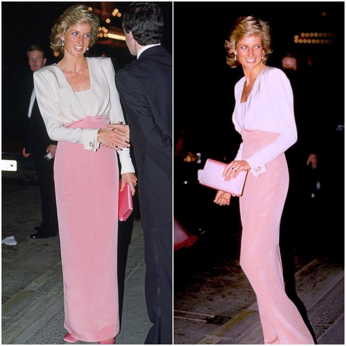 El look romántico de 1984