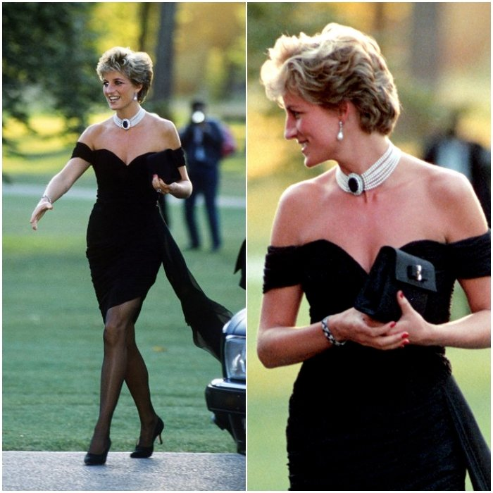 """El """"vestido de la venganza de"""" 1994"""