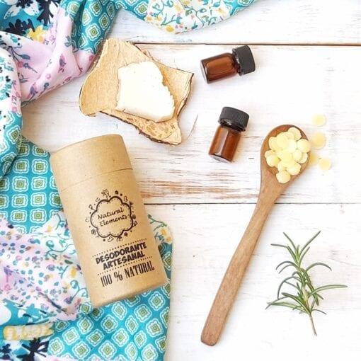 desodorante natural; 13 Artículos ecológicos para cuidar del planeta y de ti