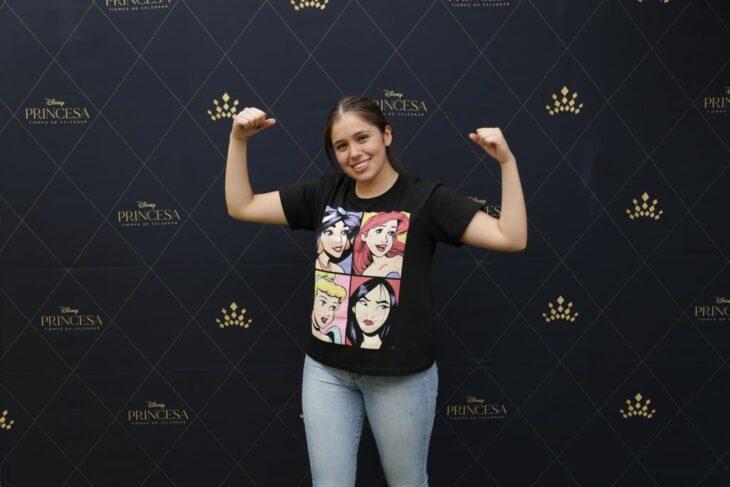 Arantza Méndez, la mexicana campeona en robótica que inspira en Disney