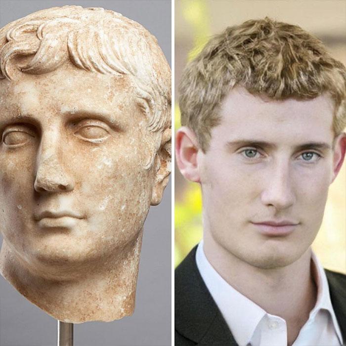 Personajes históricos si vivieran actualmente