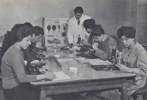 mujeres científicas ;Así era la vida de las mujeres de Afganistán en los años 70