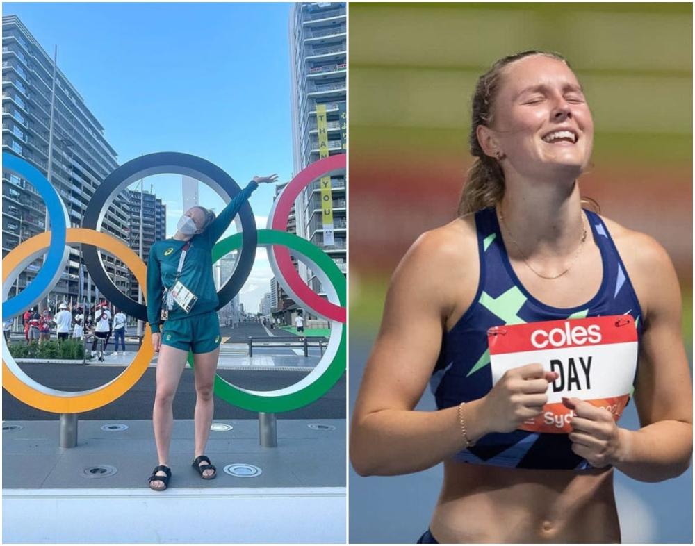 Chica en las Olimpiadas de Tokio; Atleta olímpica sin patrocinadores trabajó en un supermercado para financiar su sueño de Tokio 2020