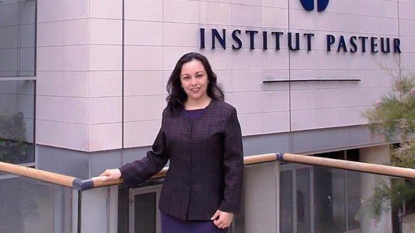 Raquel Hurtado Ortiz; Doctorada que ganaba 5 dólares en México ahora es una científica reconocida en Francia