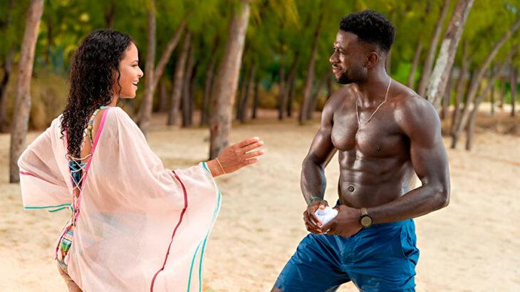 Escena de la película El resort del amor; 'El resort del amor', la comedia romántica de Netflix que no te puedes perder