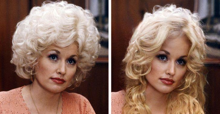Famosas antes y después de un cambio de look moderno