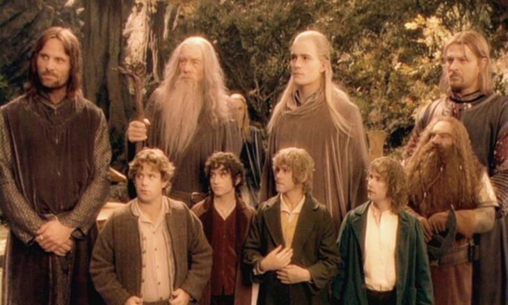 Escena de El señor de los anillos ;La nueva serie de 'El señor de los anillos' ya tiene fecha de estreno oficial
