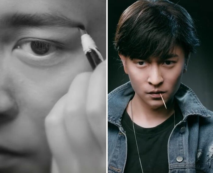 Andy Lau; Maquillista se transforma en celebridades y te hará sentir que ves doble