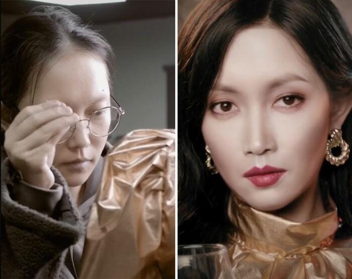 Cheon Seo- Jin; Maquillista se transforma en celebridades y te hará sentir que ves doble