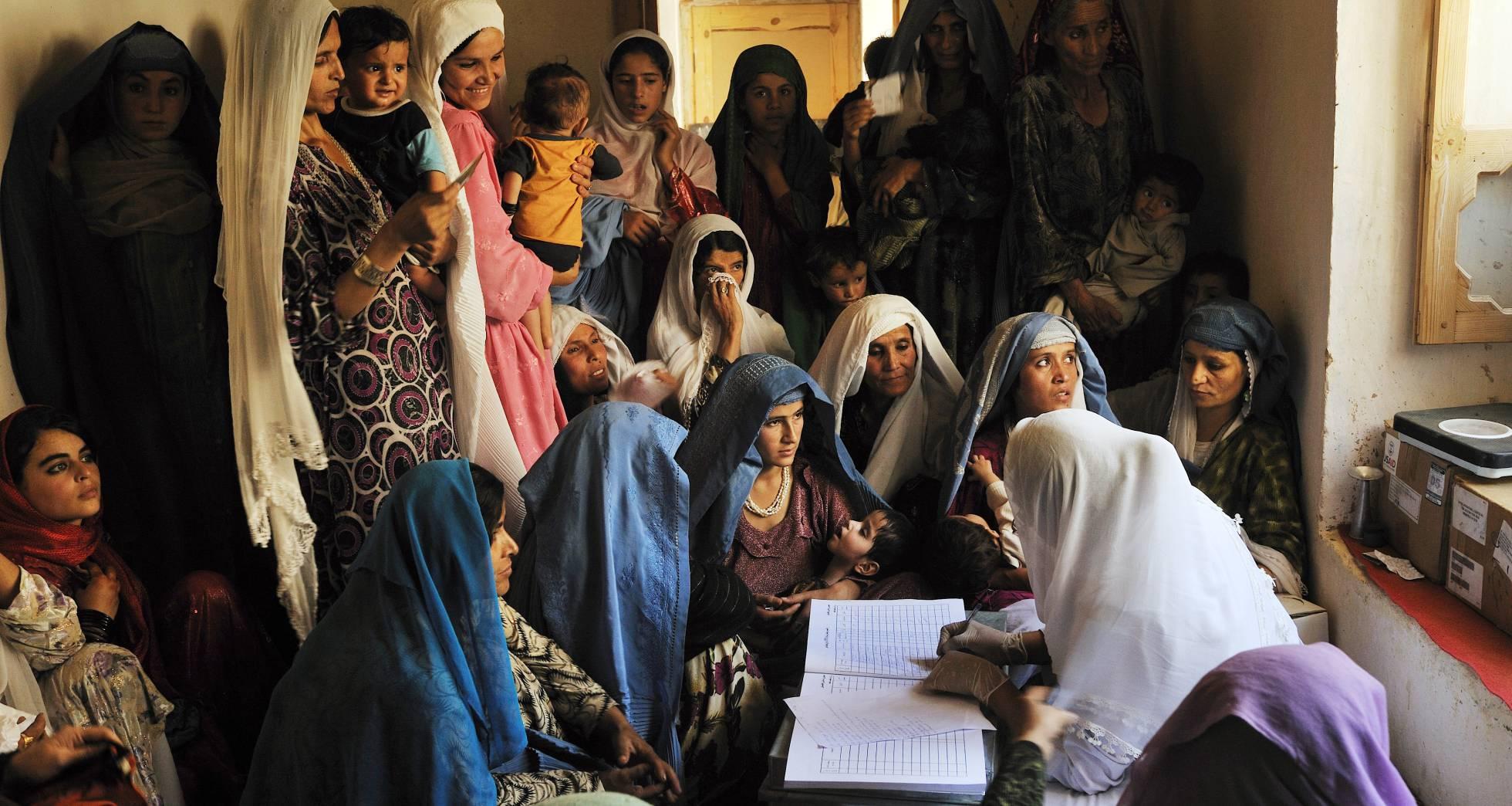 Mujeres afganas; México dará refugio a mujeres afganas tras la invasión del régimen talibán