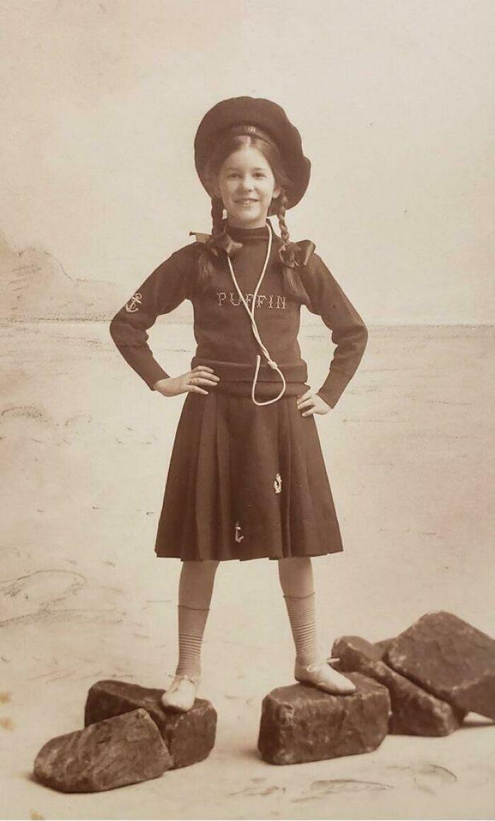 Chica con sombrero ;16 Pruebas de que los abuelos eran cool y no necesitaban de filtros en sus fotos