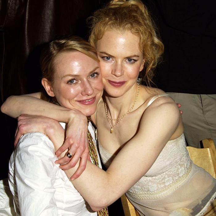 Nicole Kidman y Naomi Watts