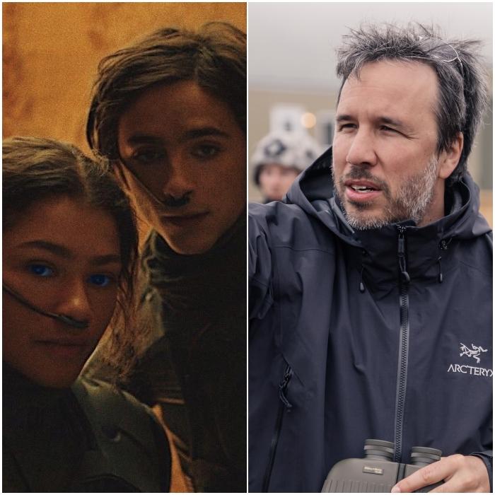 Película de Dune y Denis Villeneuve