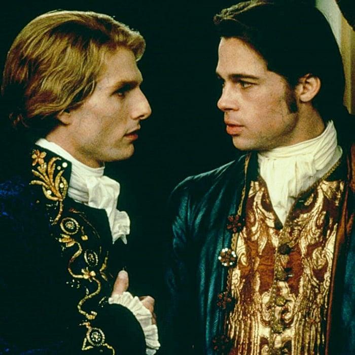 Tom Cruise y Brad Pitt