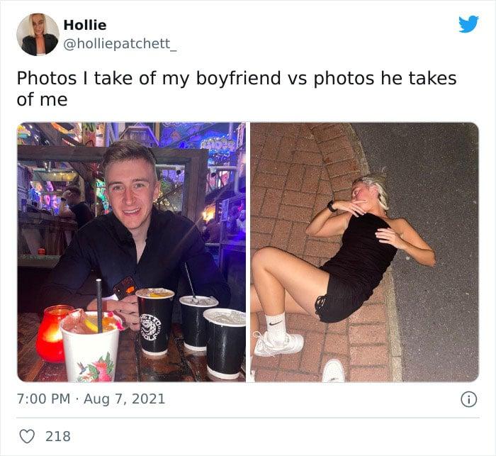 Pareja de fiesta ;15 Veces que las fotos hechas por novias superaron a las de los novios