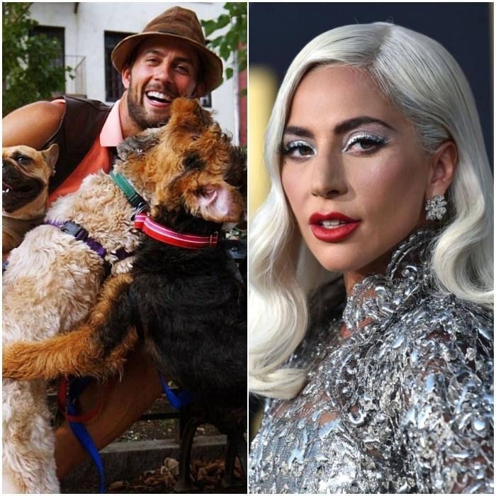 Ryan Fischer y Lady Gaga