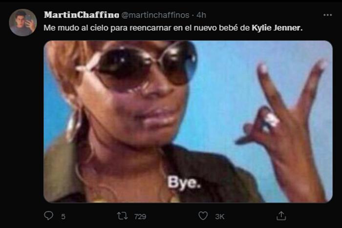 reacciones, memes, bromas y comentarios en Twitter