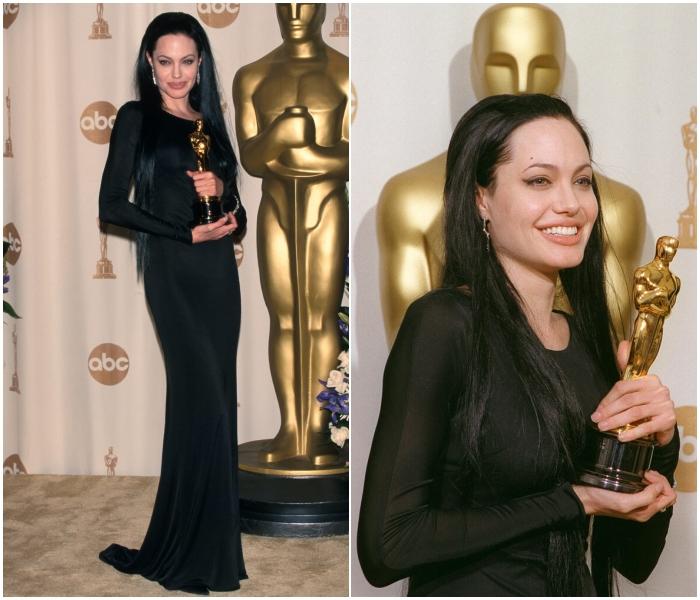 Cuando ganó el Oscar en el 2000