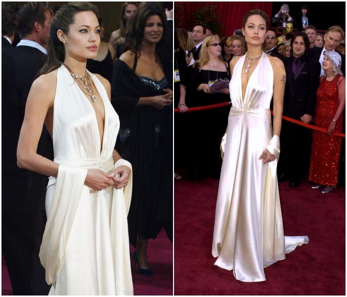 Durante los premios Oscar del 2004