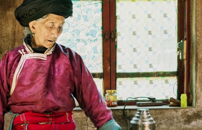 mujeres de la comunidad Mosuo