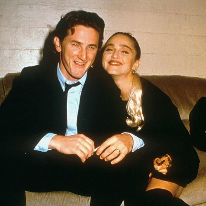Madonna y Sean Penn