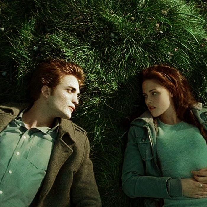 escena de Crepúsculo, Bella Swan y Edward Cullen
