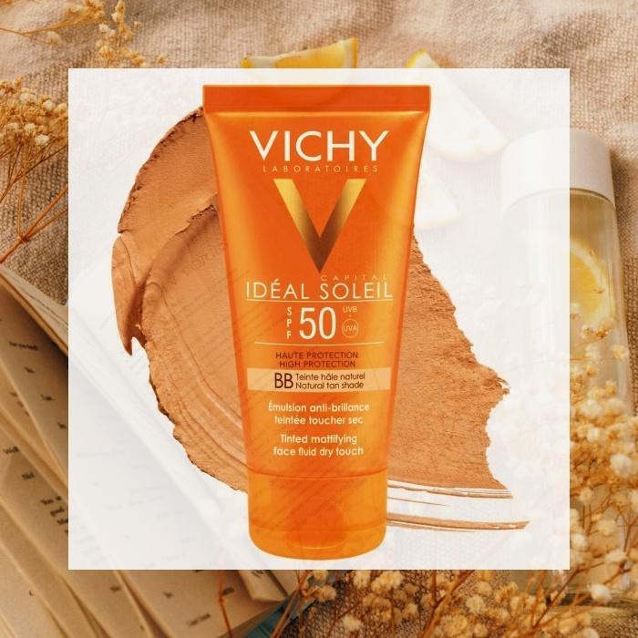 Vichy Ideal Soleil Protector Solar FPS 50+