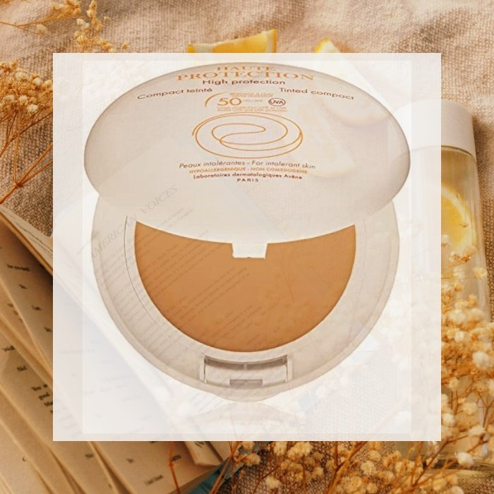 Eau Thermale Avène High Protection Tinted Compact SPF 50