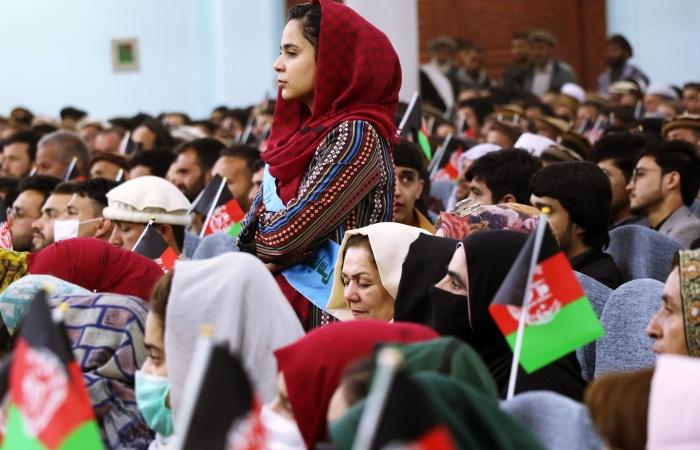 mujeres afganas en Afganistán