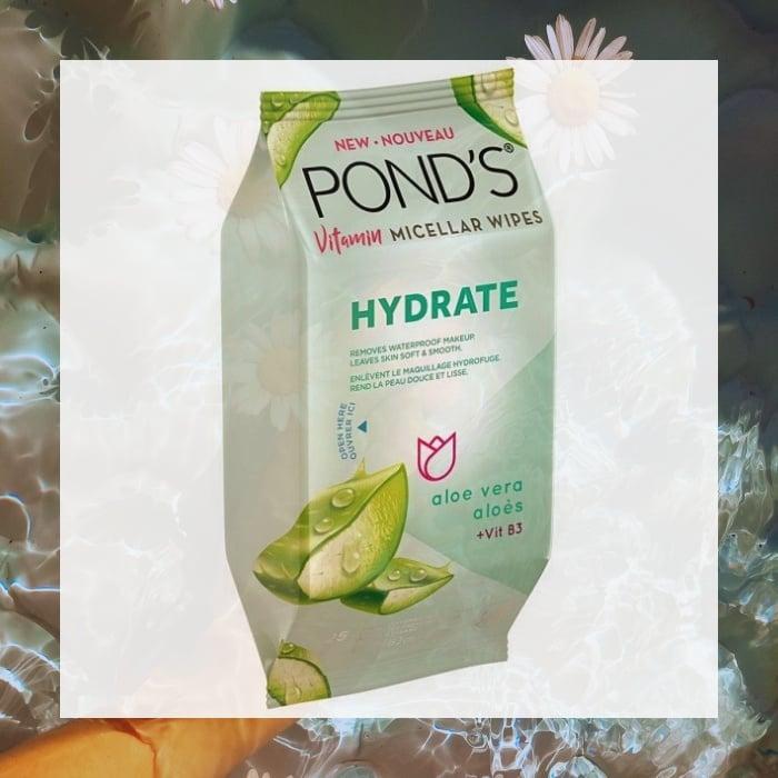 Toallitas Micelares de Vitamina Pond's