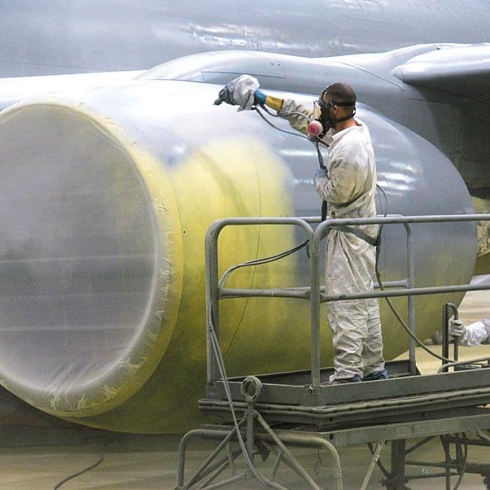 Pintor de aviones