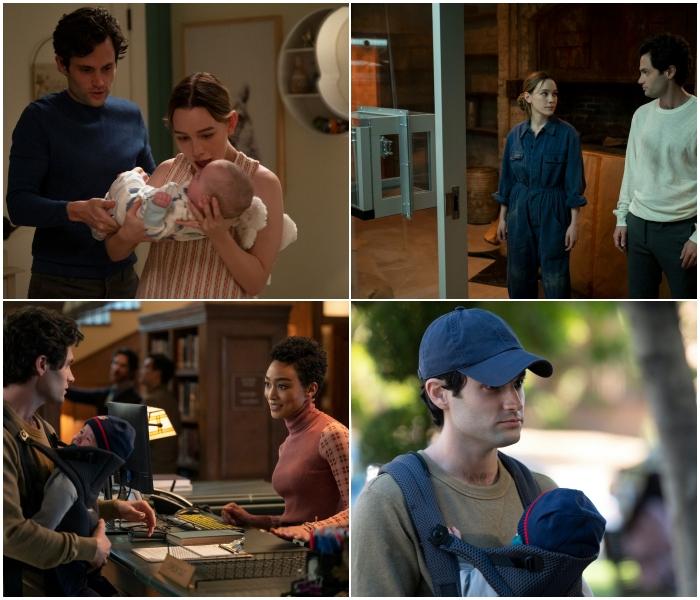nuevas imágenes serie 'You' tercera temporada