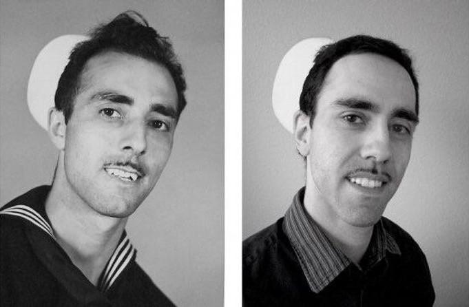 Hombre sonriendo; 15 Fotografías que te harán decir: '¿Cómo que no es la misma persona?'