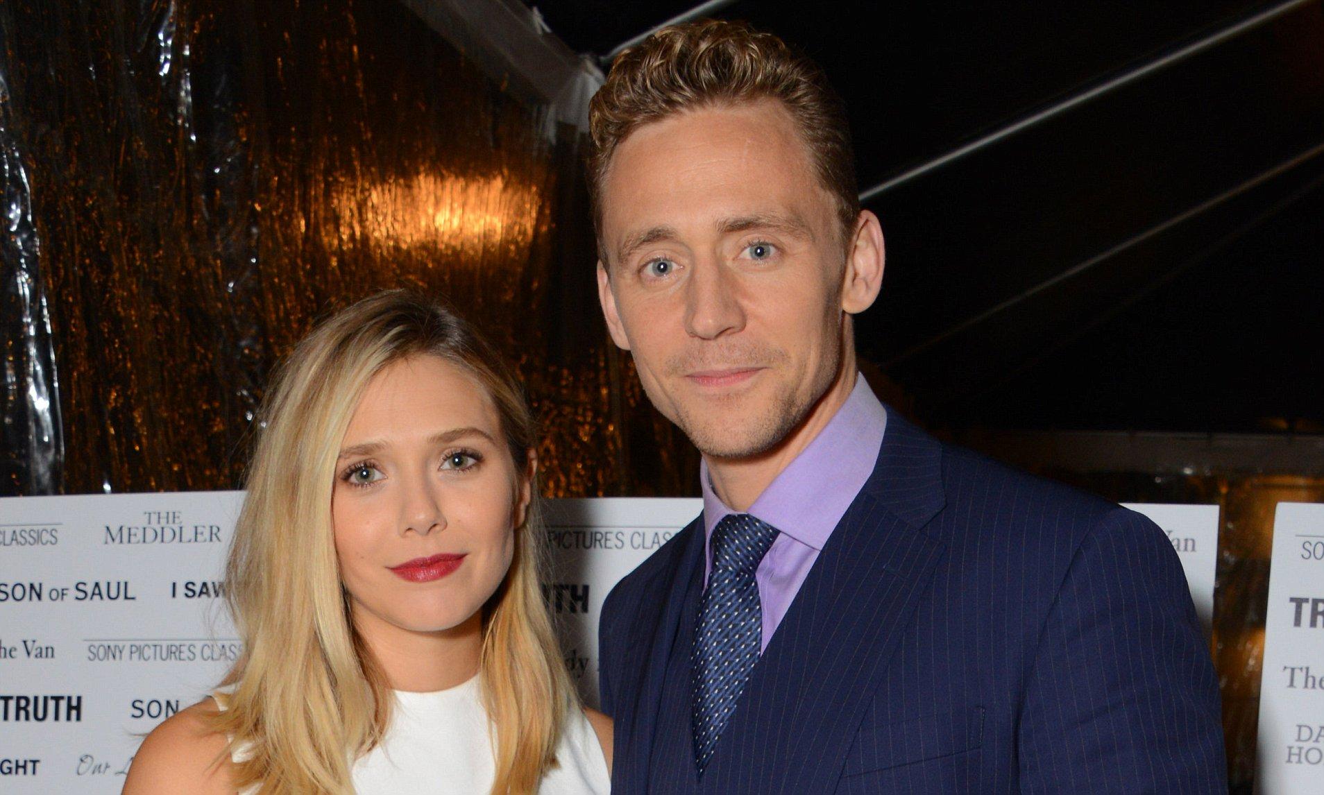 Elizabeth Olsen y Tom Hiddleston; Actores del MCU que se enamoraron dentro y fuera del set