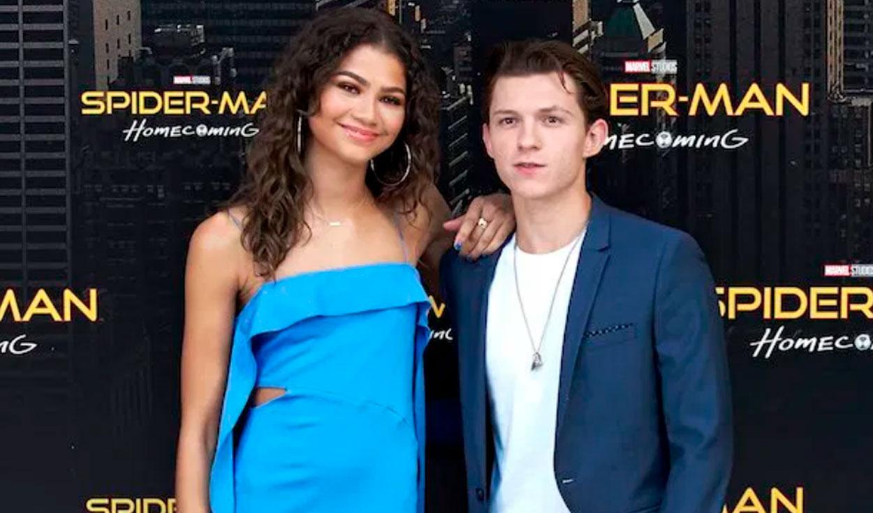 Tom Holland y Zendaya; Actores del MCU que se enamoraron dentro y fuera del set