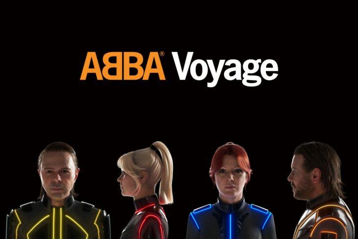 Presentación del nuevo disco de ABBA Voyage